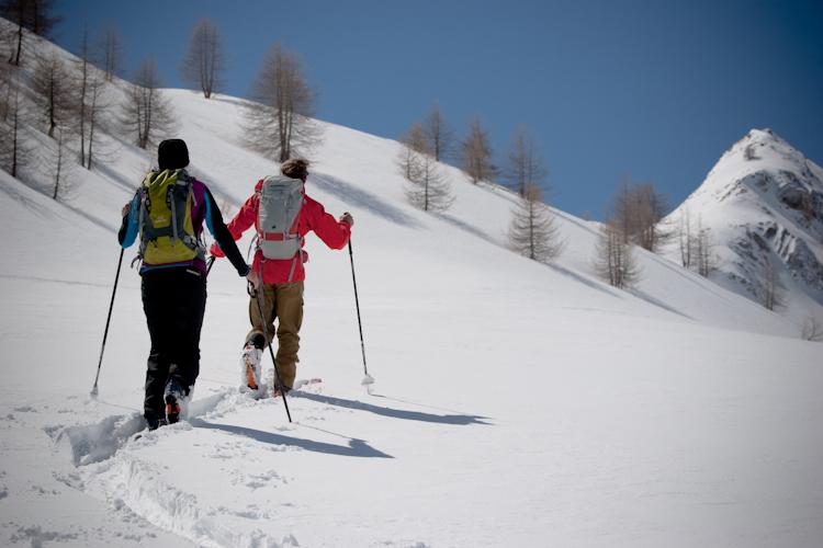 Initiation ski de randonnée Queyras