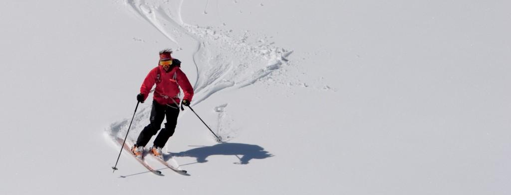 Guide de haute montagne ski de randonnée queyras