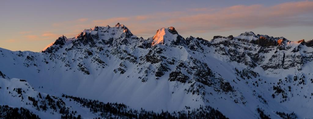 guide de haute montagne Queyras Saint Véran