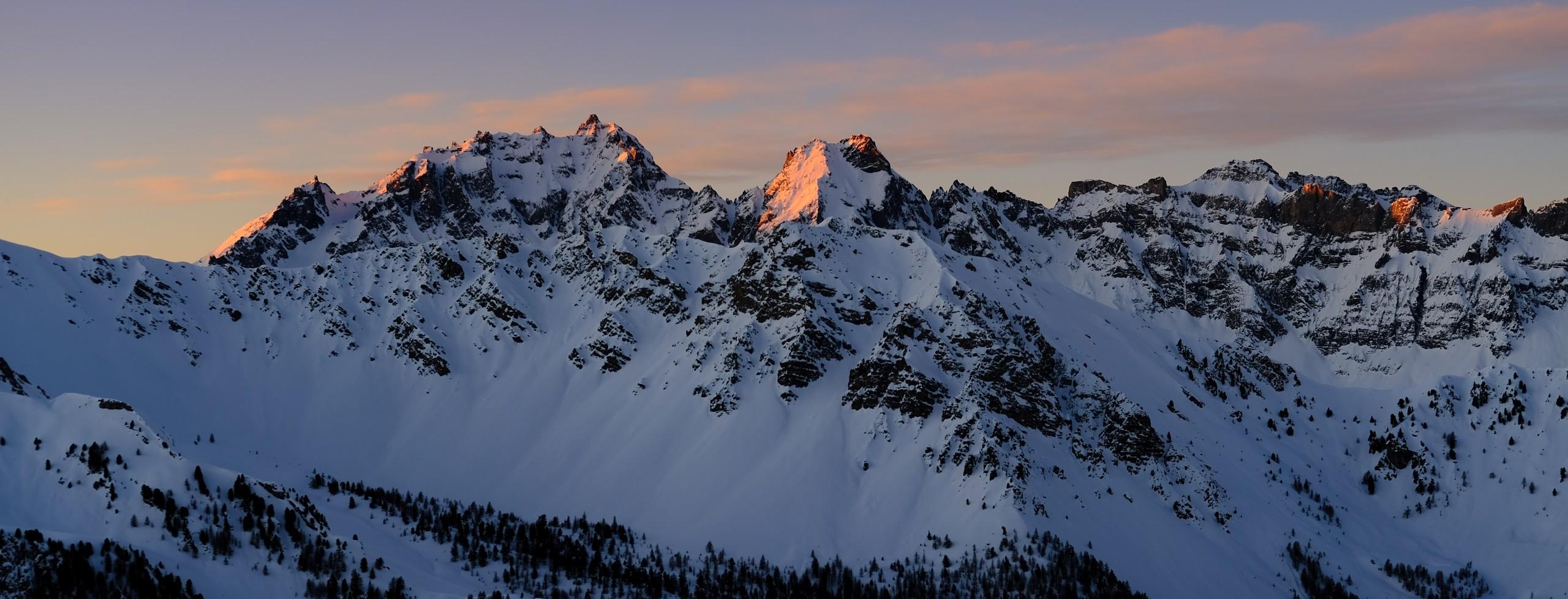 Guide de Haute Montagne dans le Queyras, les Hautes-Alpes et les Écrins.