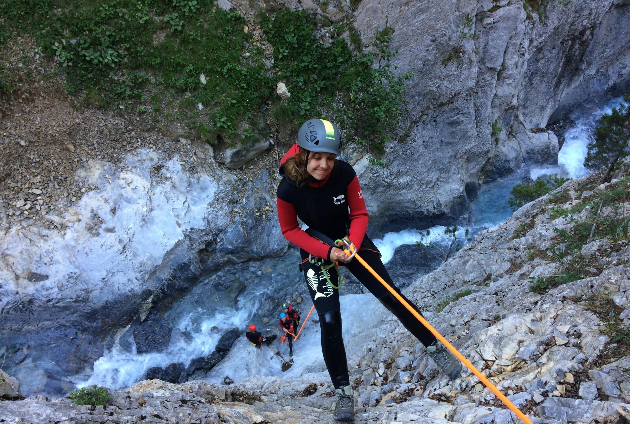 canyon hautes alpes expert