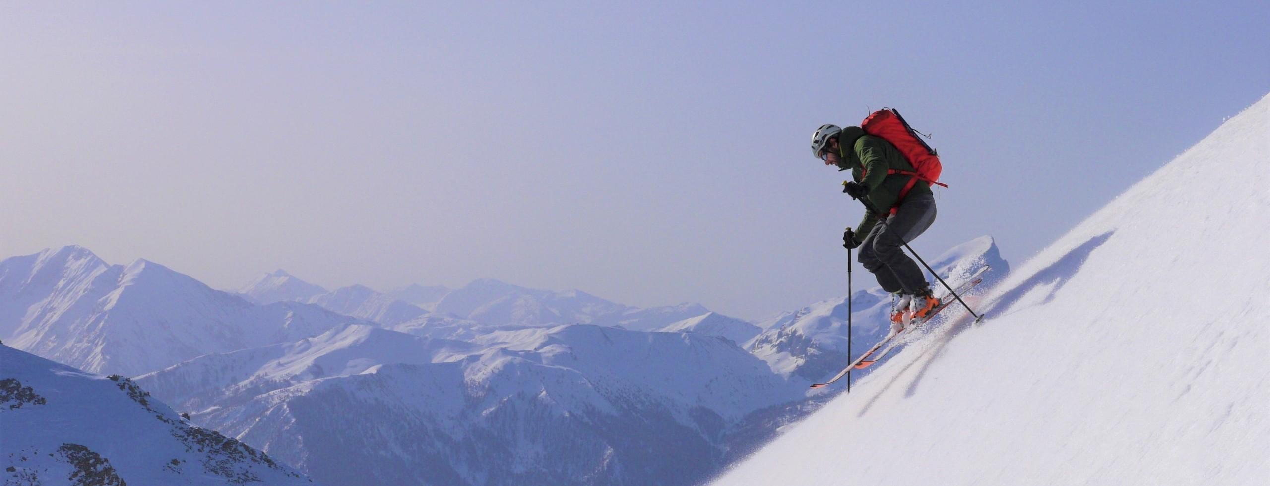 Vos projets de ski de rando dans le Queyras avec un guide.