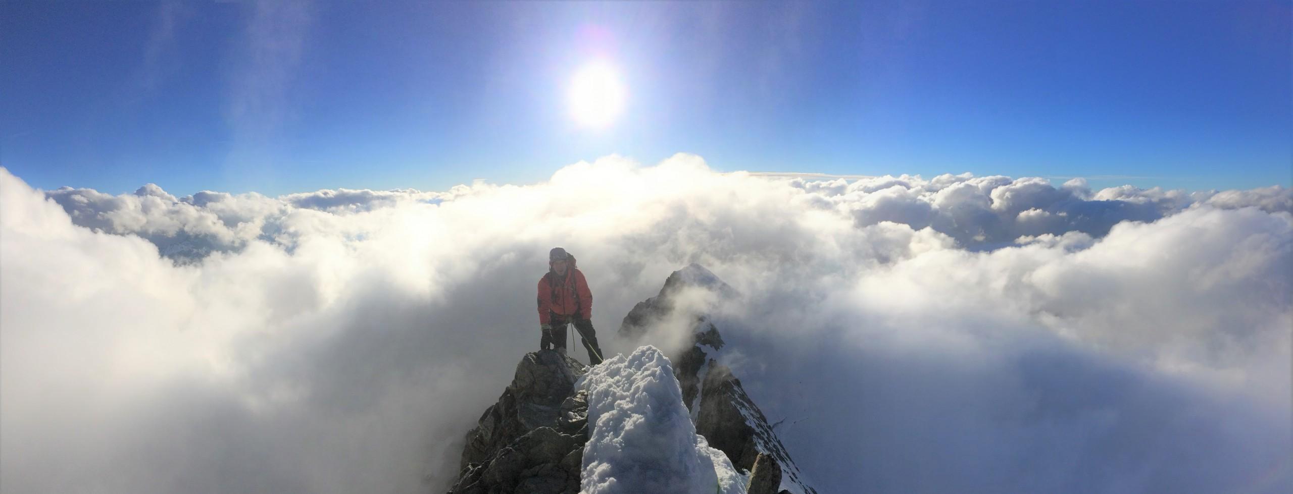 Stages escalade et canyoning dans les Hautes Alpes, les Écrins et le Queyras l'été!