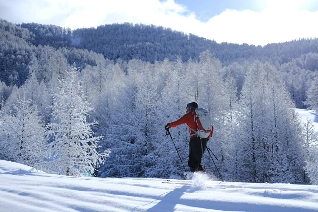 Guide de montagne et de ski de randonnée Queyras