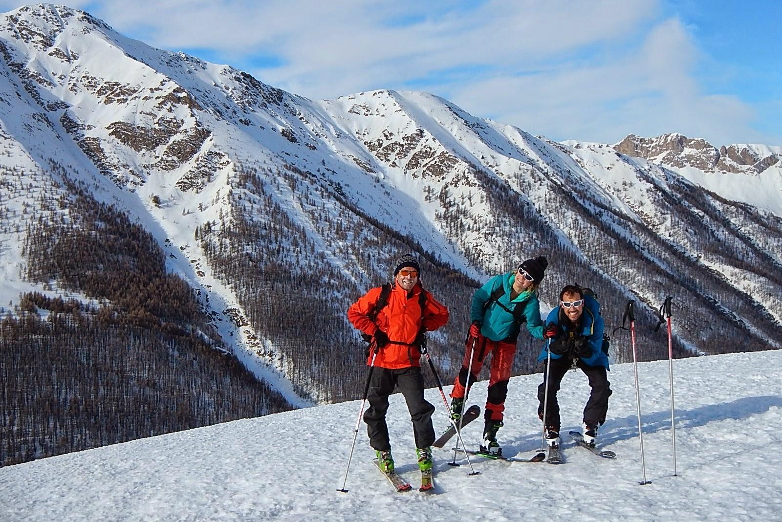 Séjour ski de randonnée Queyras avec un guide