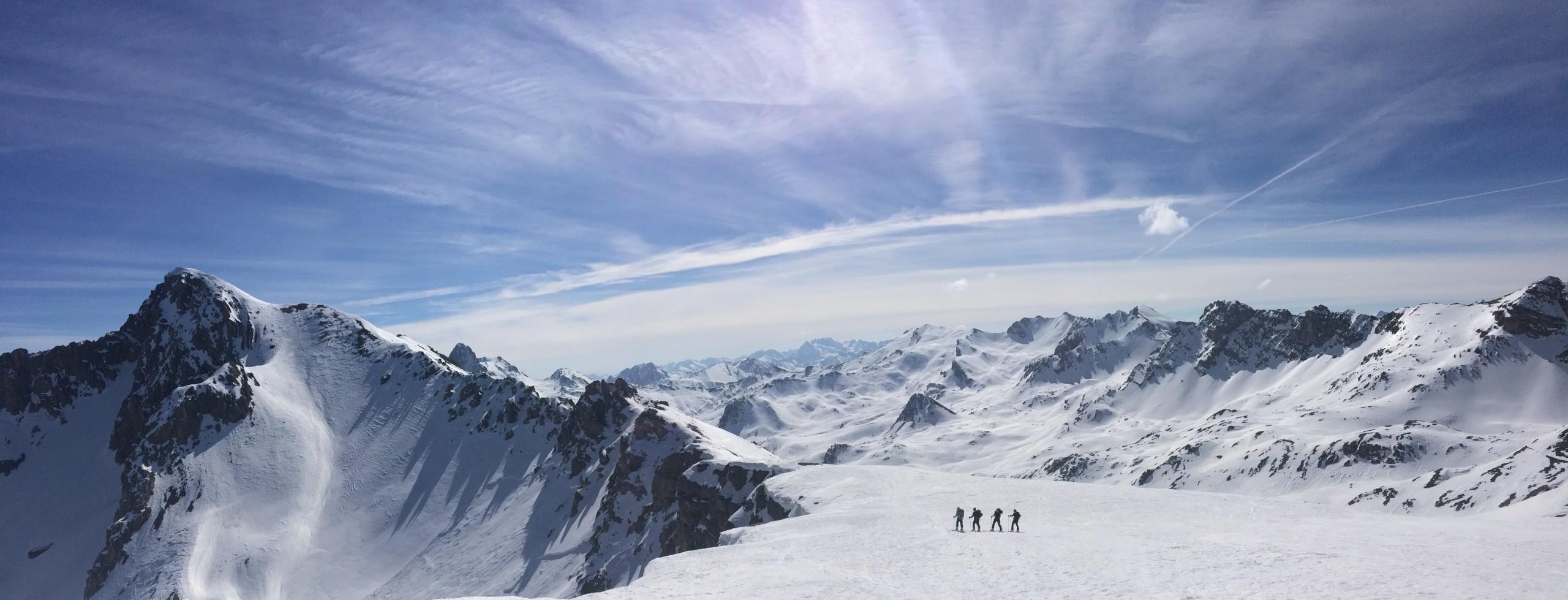 Spécialiste en ski de randonnée et cascade de glace. Queyras, Ecrins, Hautes-Alpes